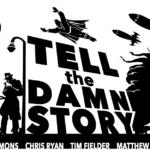 Tell the Damn Story Logo