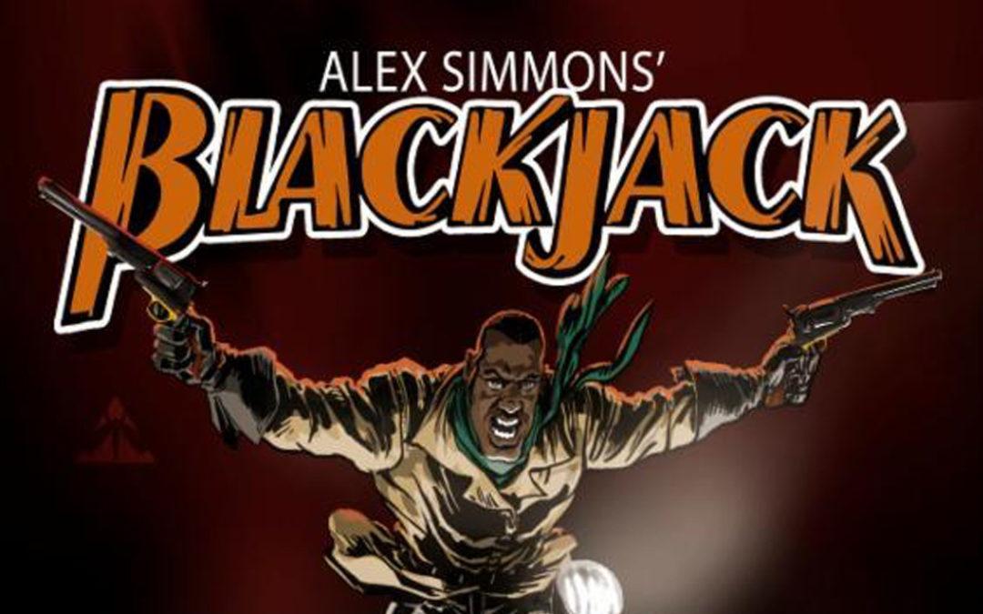 BLACKJACK New Graphic Novel!