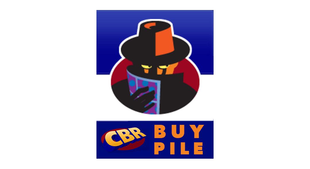 CBR THE BUY PILE Reviews Alex Simmons' Blackjack: There Came A Dark Hunter!