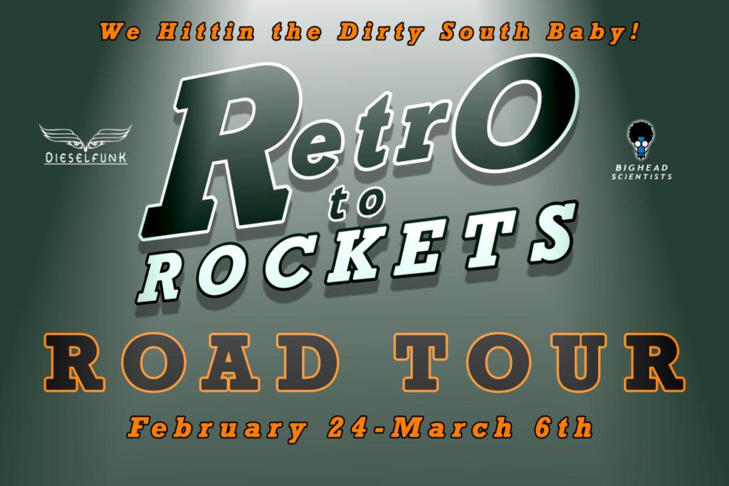 Retro to Rockets Road Tour