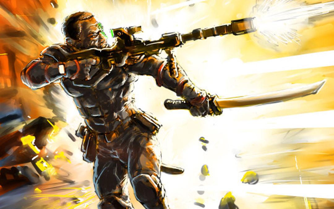 PB Soldier Kickstarter
