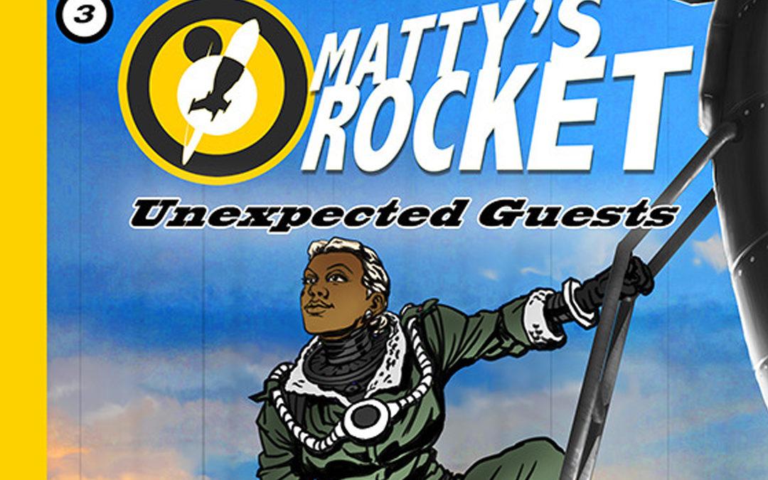 Mattys Rocket 3 on Pre-Sale