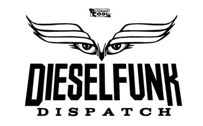 Dieselfunk Dispatch Comics Distribution