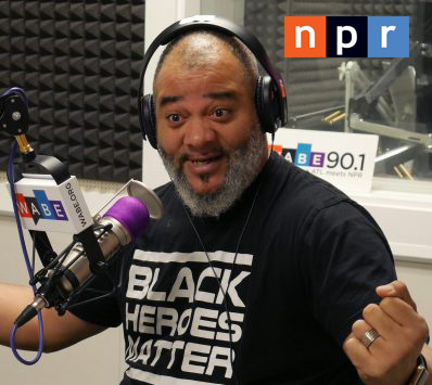 NPR'S CLOSER LOOK WITH ROSE SCOTT on BLACK METROPOLIS & Tim Fielder